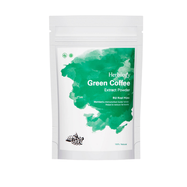 Extract Powder Green Coffee 100g