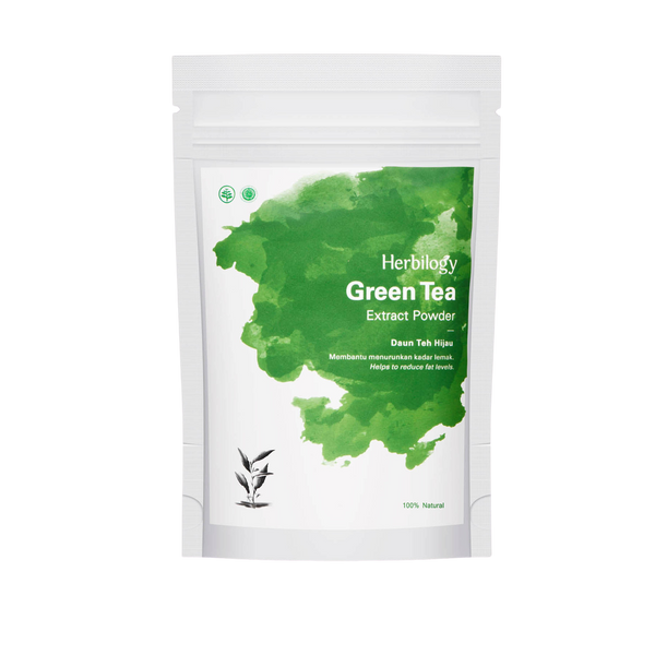 Extract Powder Green Tea 100g
