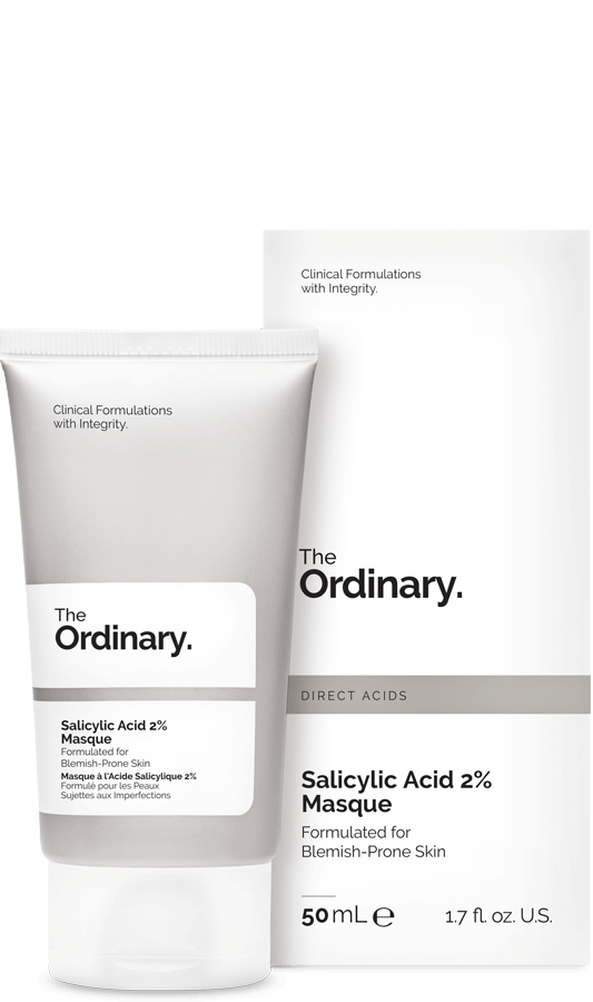 50ml Salicylic Acid 2% Masque