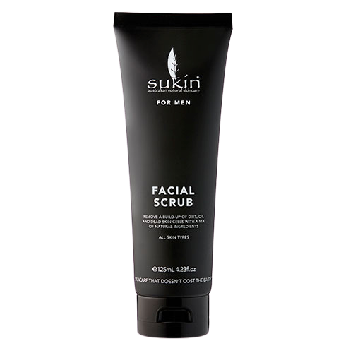 125ml Facial Scrub For Men