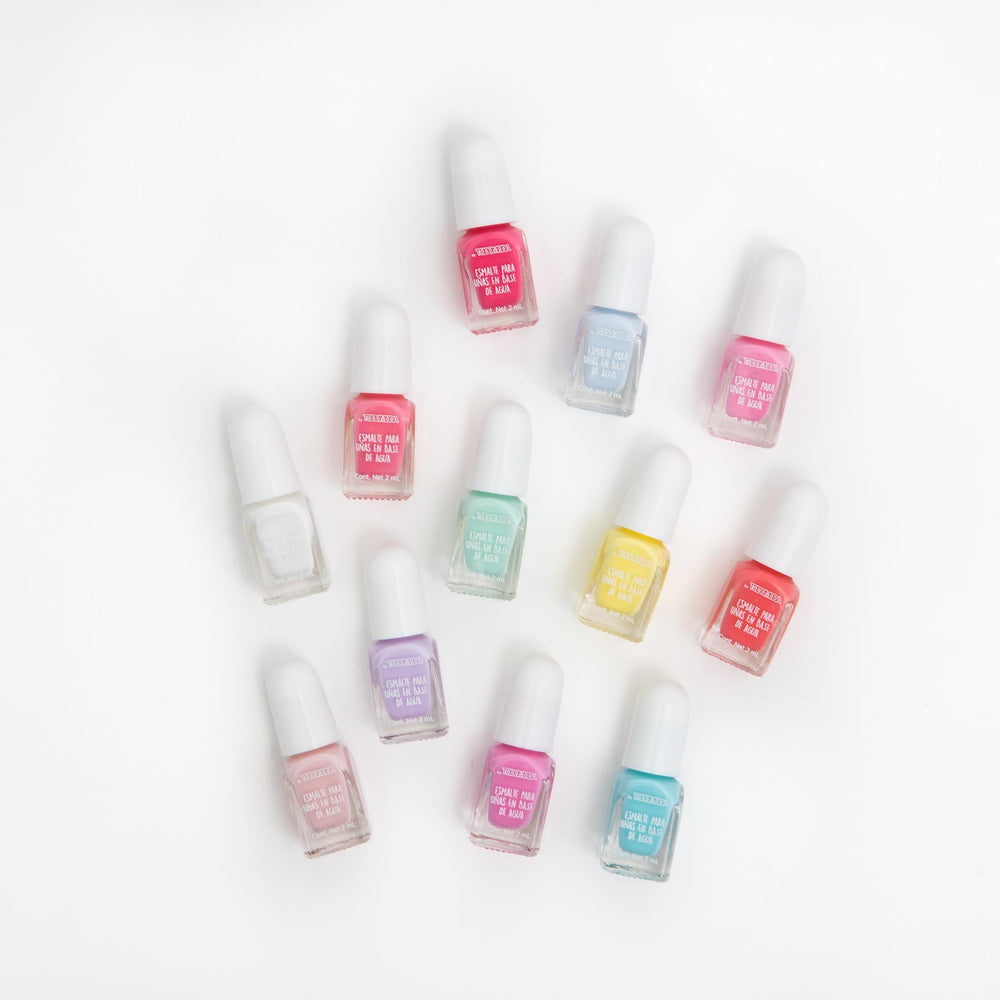 Esmaltes Infantiles Keep our world happy