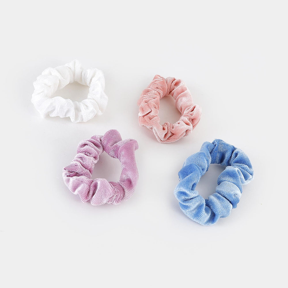Scrunchies Infantiles Set X 4