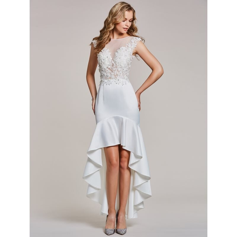 Evening Dress White