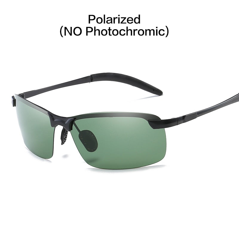 Driving Photochromic Sunglasses Polarized Chameleon Discoloration  Sunglasses