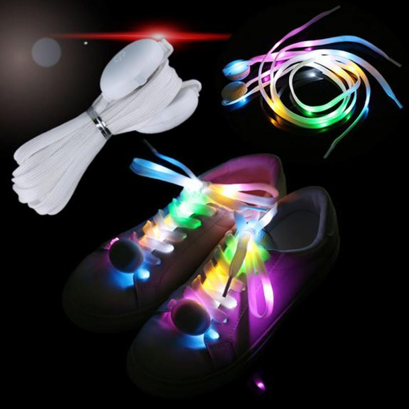 Fashion Led Shoelaces Light Festival
