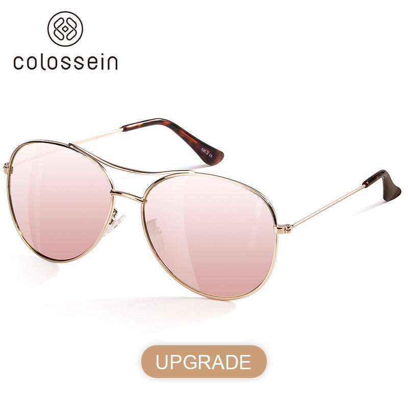 COLOSSEIN Luxury Vintage Sunglasses