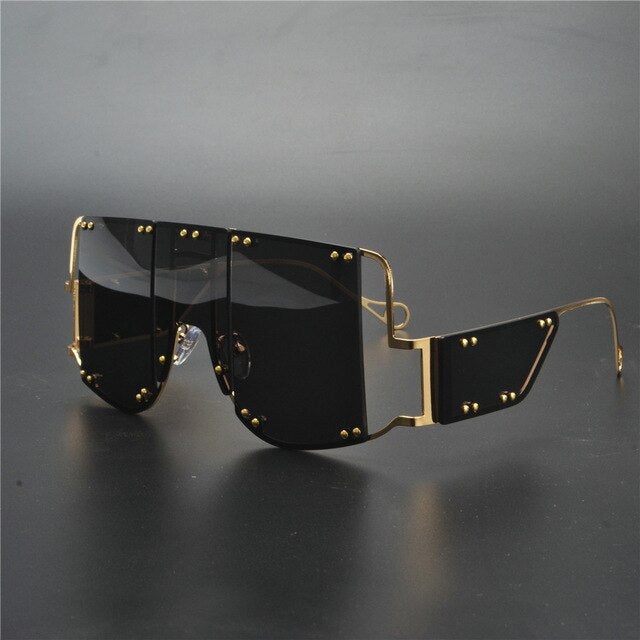 Oversized Sunglasses Women 2021