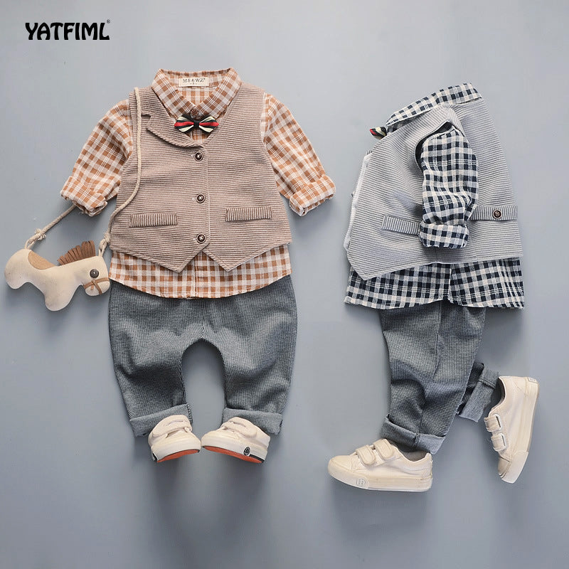 YATFIML  Fashion Baby Boys Formal