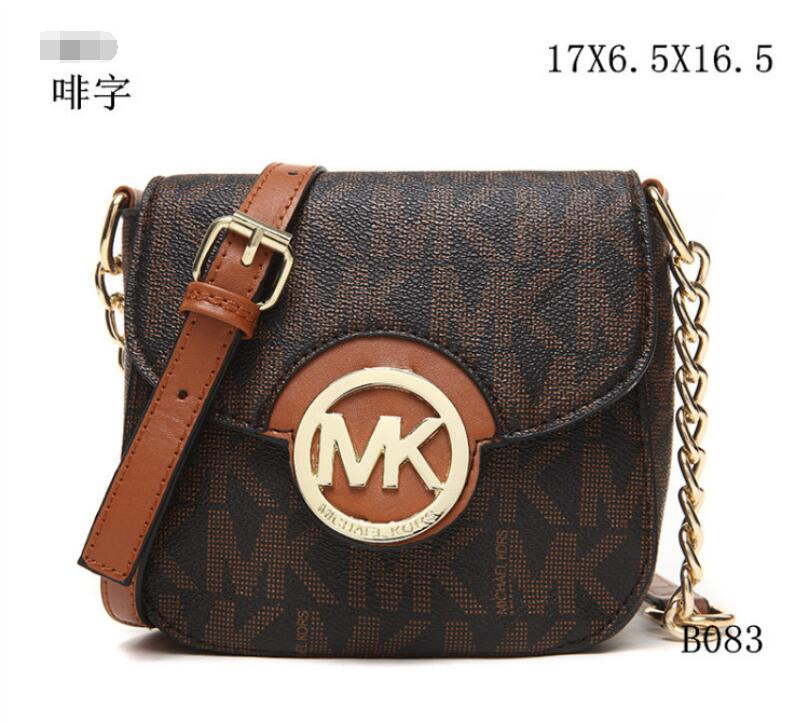 Totes Luxury Designer Brand Michael Kors MK- Handbag Shoulder Bags for Women Messenger Bag Bolsa Feminina Handbags M162