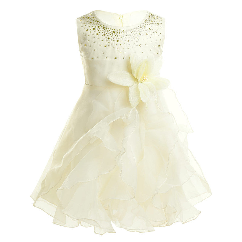Girls Christening Gown / Pageant Dress
