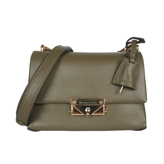 Michael Kors Casual Style Plain Leather Shoulder Bags