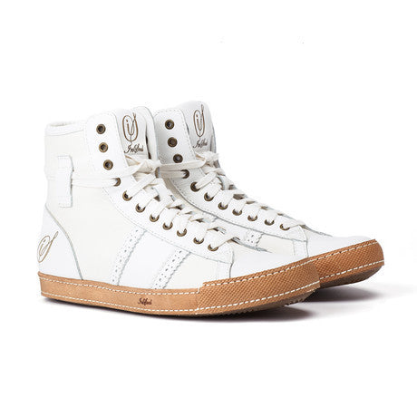 High-White-SNEAKER