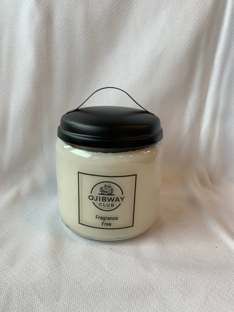 Ojibway Candle Soy Unscented