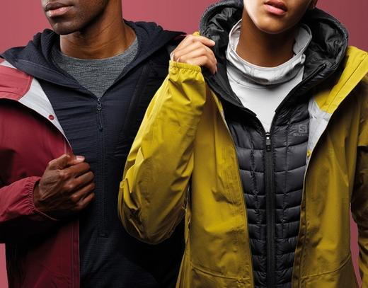 How to properly dress in layers, with the three-layer system
