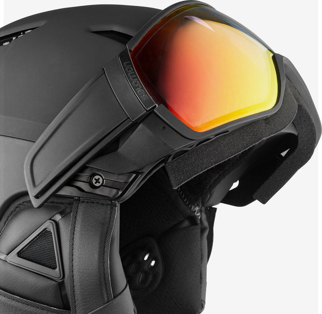 Driver+ Photo Helmet Men's