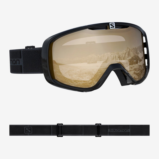 Aksium Access Goggles Black