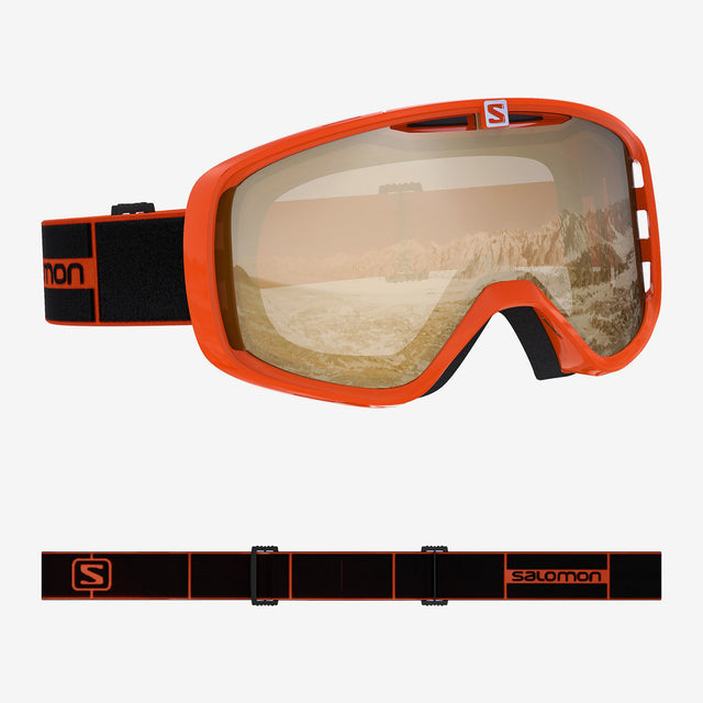 Aksium Access Goggles Flame
