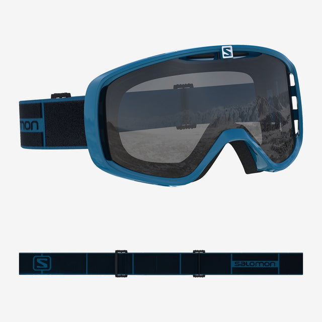 Aksium Access Goggles Navy Blue