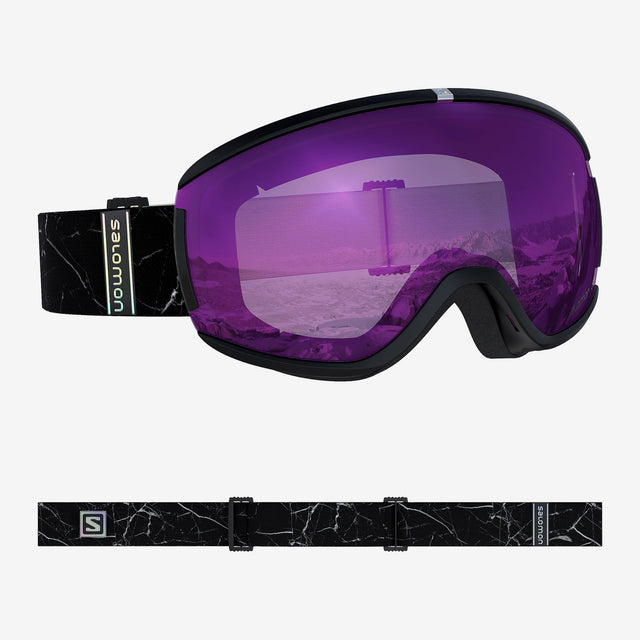Ivy Goggles Black Marble