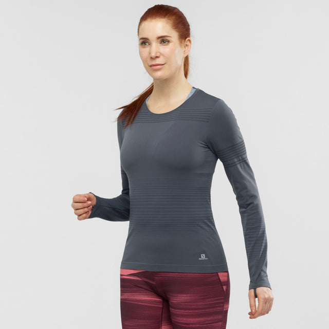 Elevate Move'On Ls Tee Women's