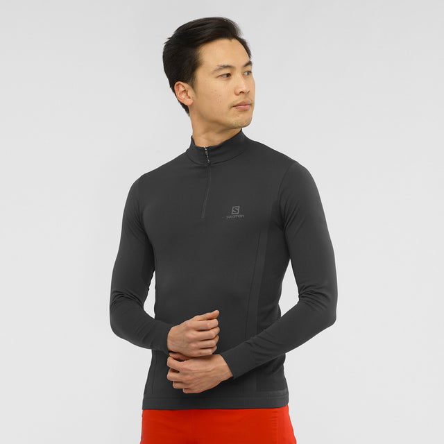 Explore Seamless Half Zip Men's