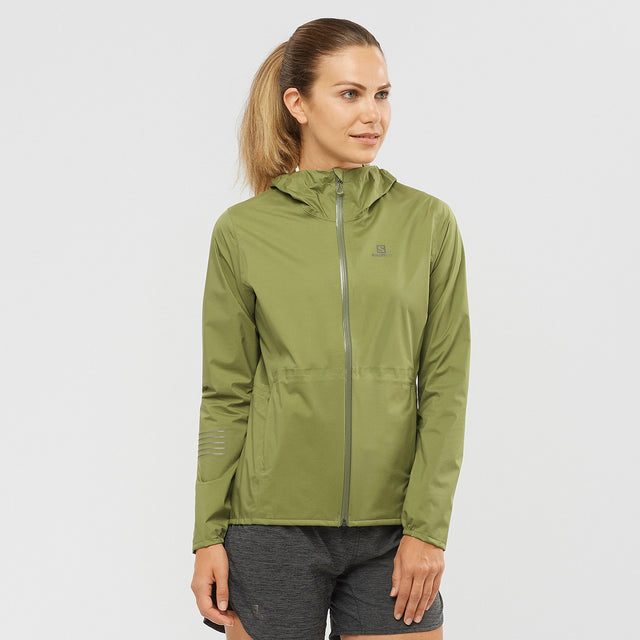 Lightning WaterProof Jacket Women's