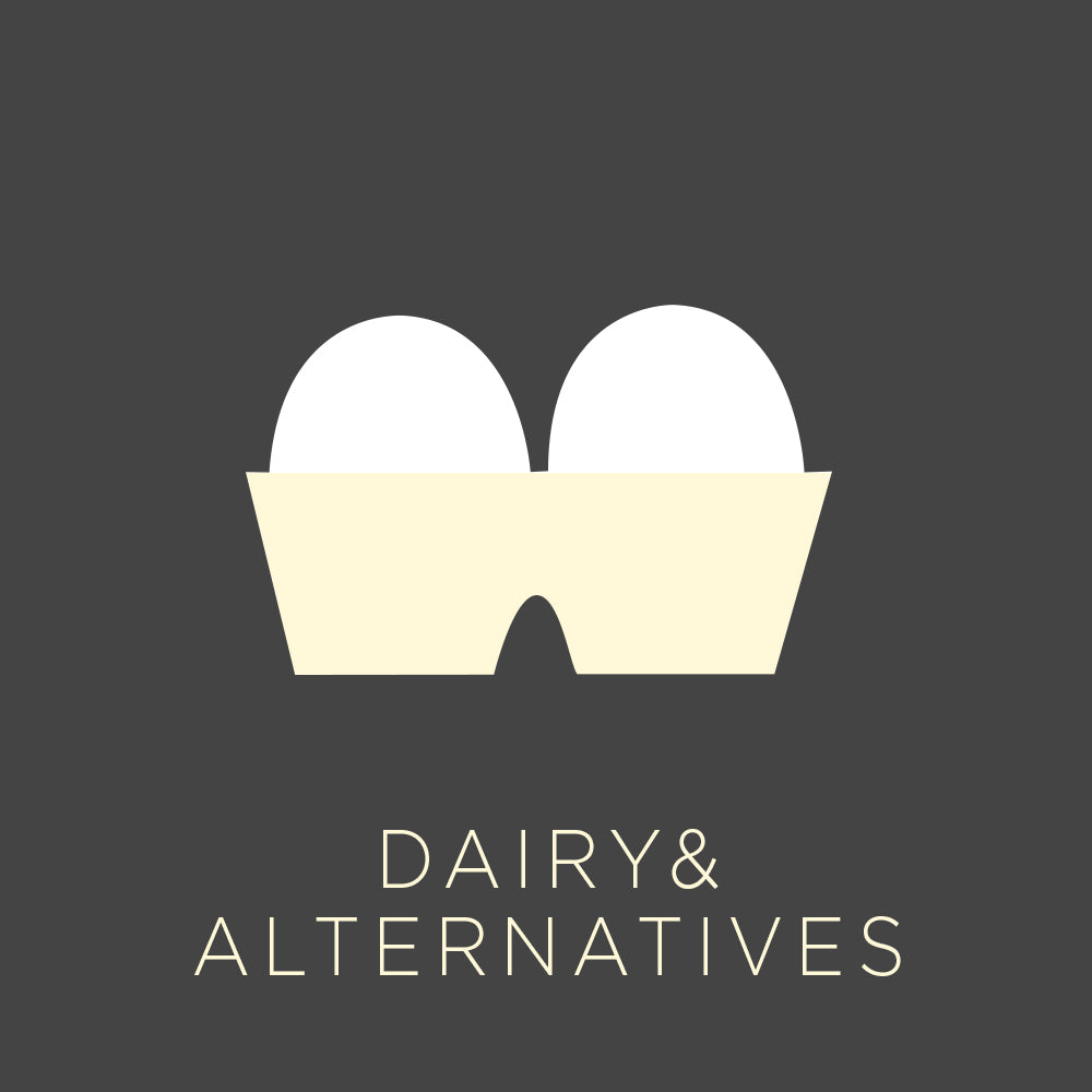 DAIRY & DAIRY ALTERNATIVES