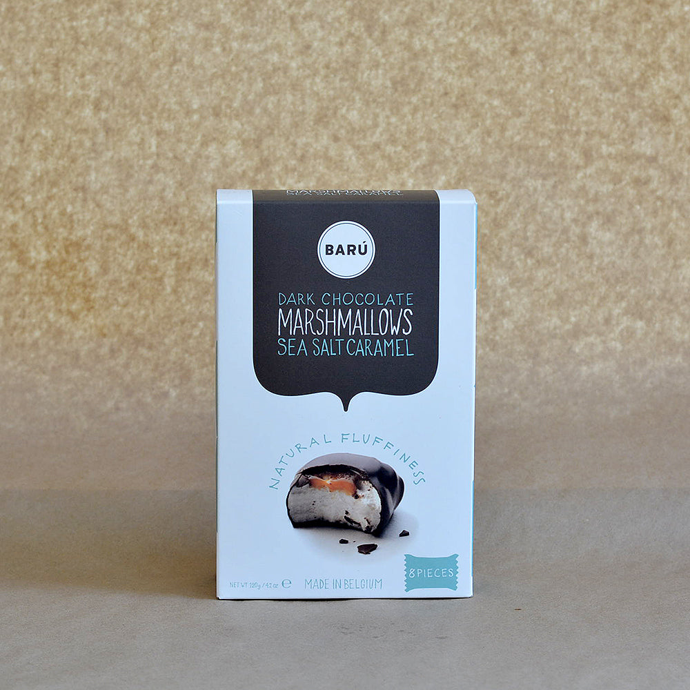 Baru Sea Salt Caramel Mashmallows 120g