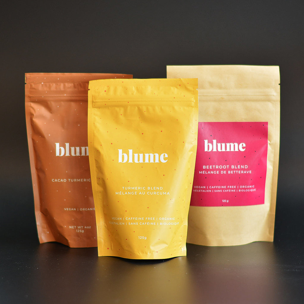 BLUME Vegan Latte Mix 125g