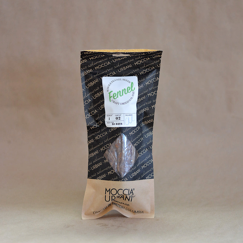 Urbani Fennel Dried Salami 170g