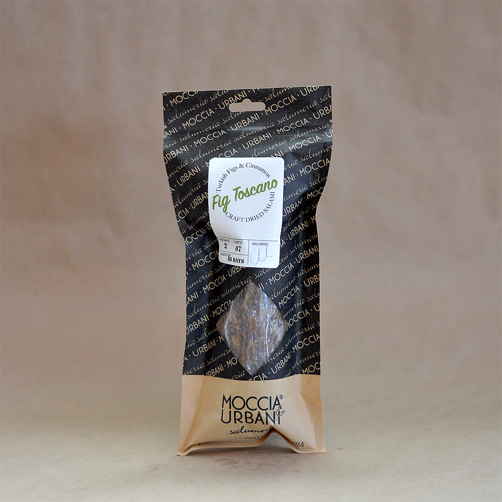 Urbani Fig Toscano Dried Salami 170g