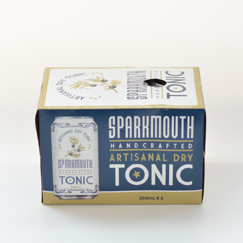 Sparkling mouth Tonic