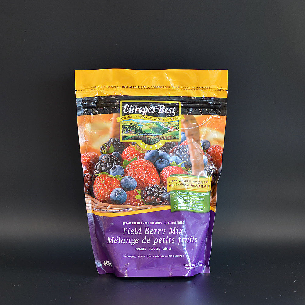 Europe's Best Frozen Fruits 600g