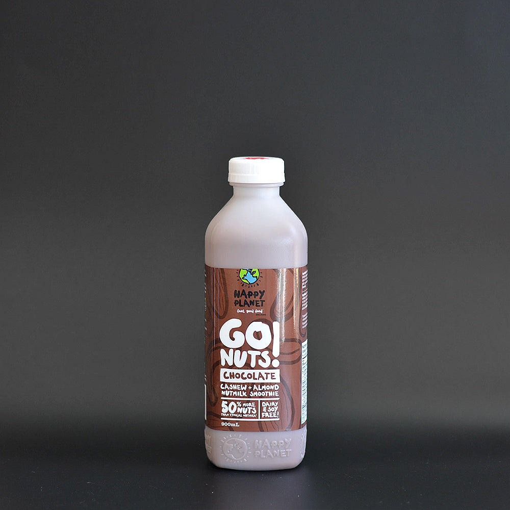 Happy Planet Go Nuts Chocolate Smoothie 900ml