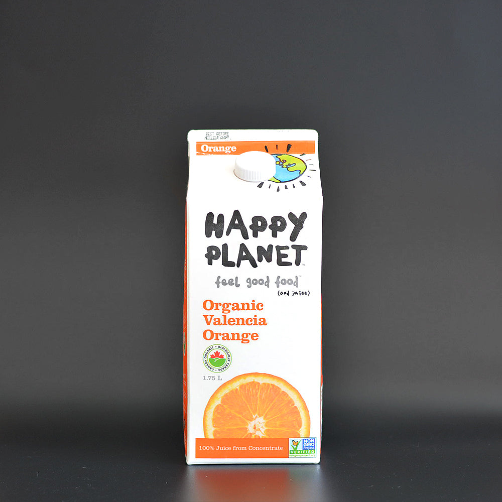 Happy Planet Happiest Orange 1.75L