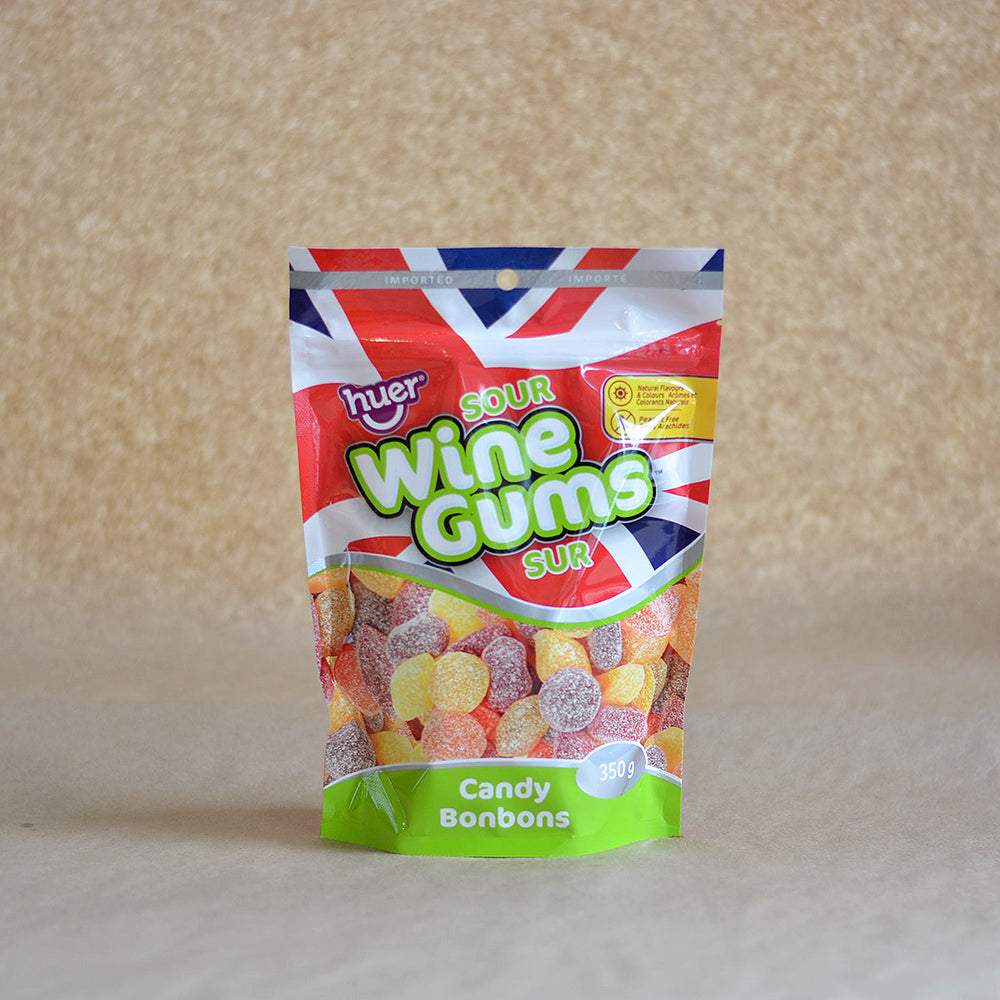 Huer Wine Gums 350g