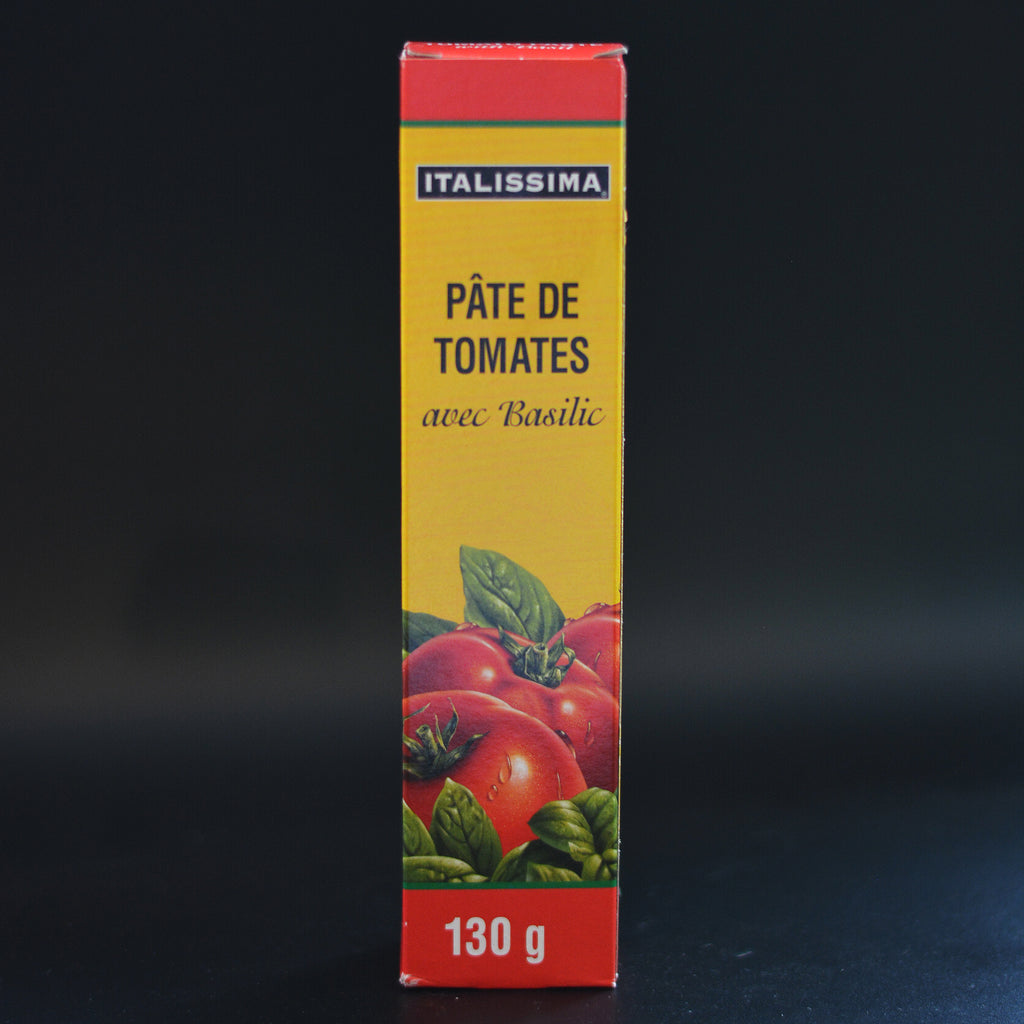 Italissima Tomato Paste with Basil 130g