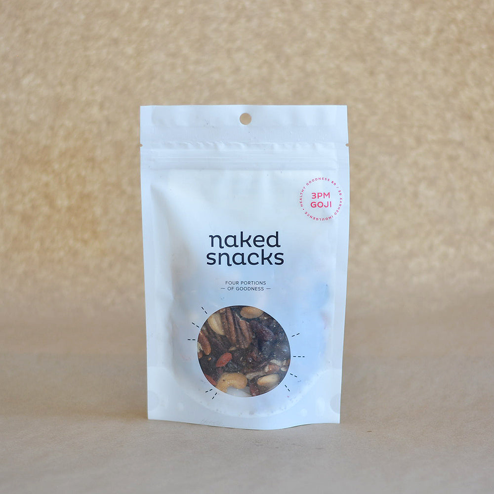Naked Snacks Medium 130g