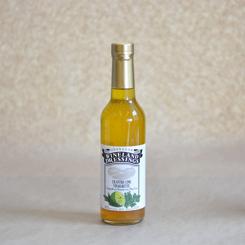Okanagan Wineland Dressings Cilantro Lime Vinaigrette 375ml