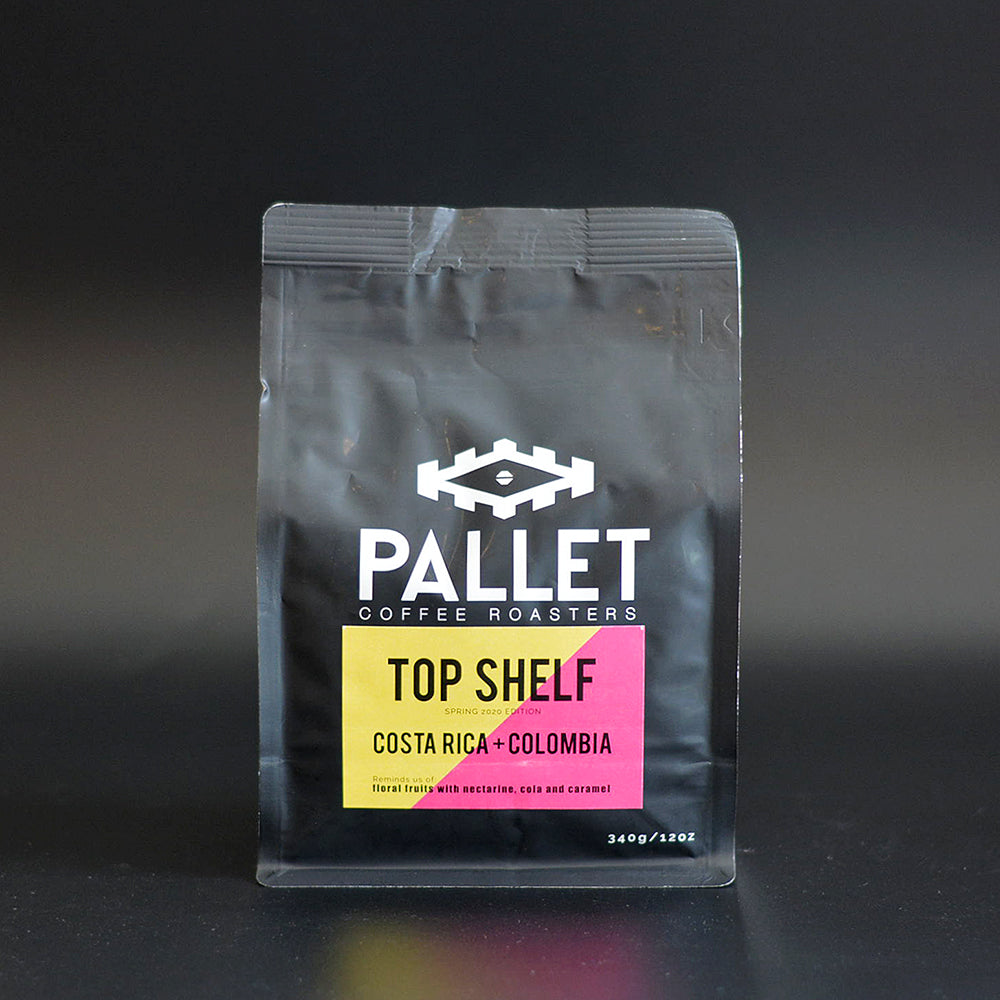 Pallet Coffee Beans 340g