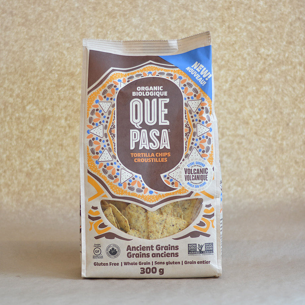 Que Pasa Tortilla Chips 300g