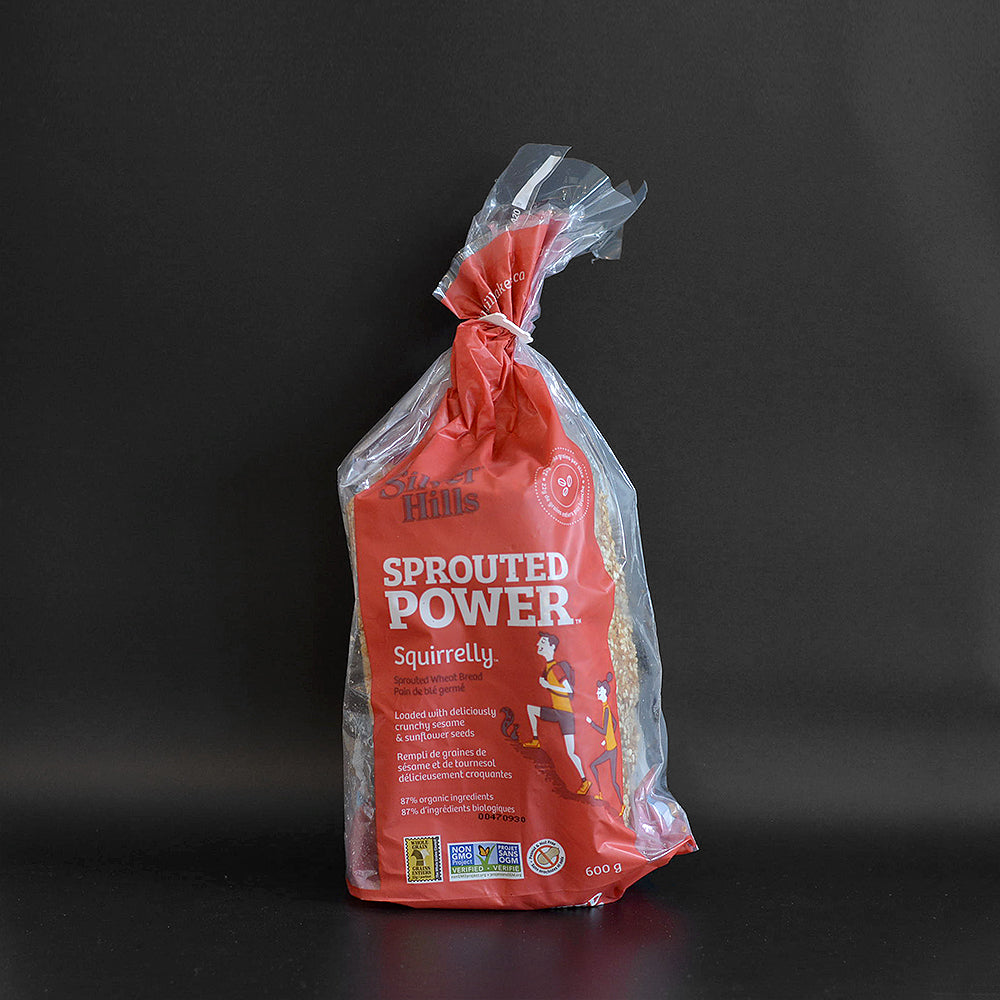 Silver Hills Sprouted Power Wheat bread 600g