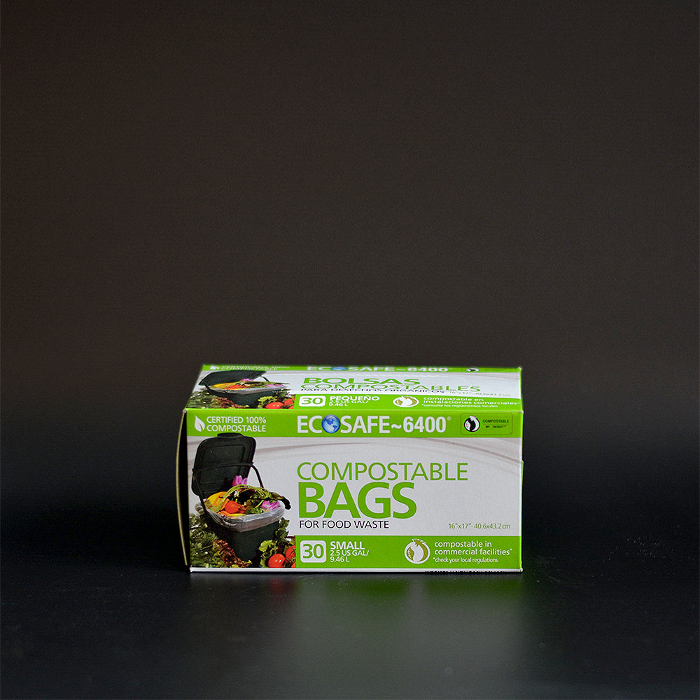 EcoSafe Compostable Bags Small