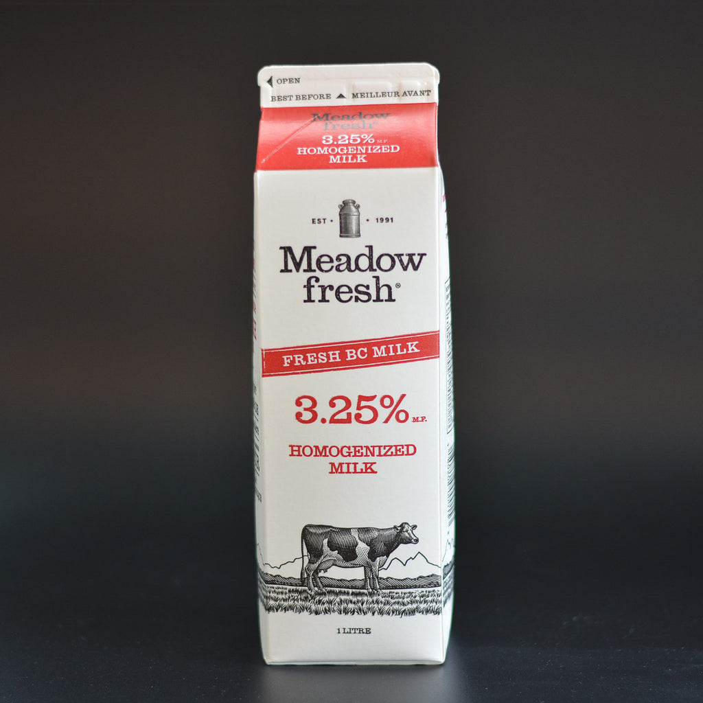 Meadowfresh Milk & Cream 1L