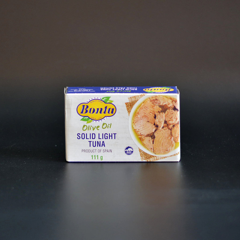 Bonta Solid Light Tuna in Olive Oil 110g