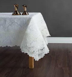 chantilly tablecloth