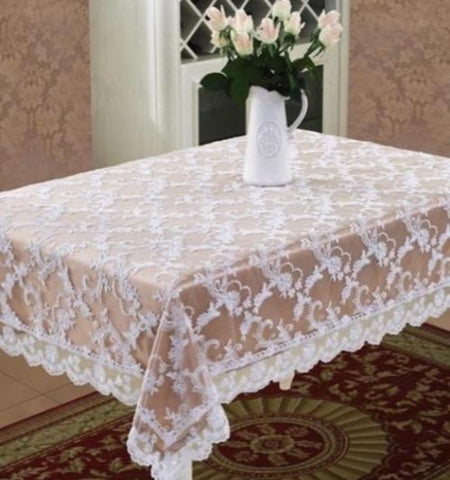 royal tablecloth