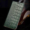 Coque Cuir Crocodile <br />(iPhone)