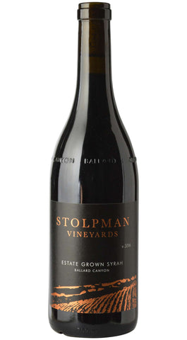 Stolpman 2016 Estate Syrah
