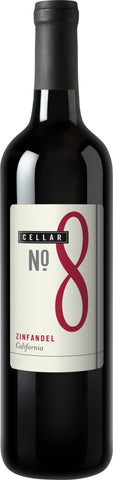 Cellar No. 8 Red Zinfandel
